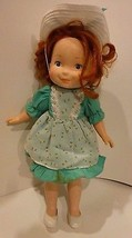 Fisher Price My Friend Becky 1981 with Original Outfit Hat Dress Shoes - $33.85