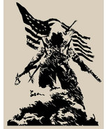 Large Assassin's Creed III Xbox Video Game Vinyl Wall Sticker - $29.99