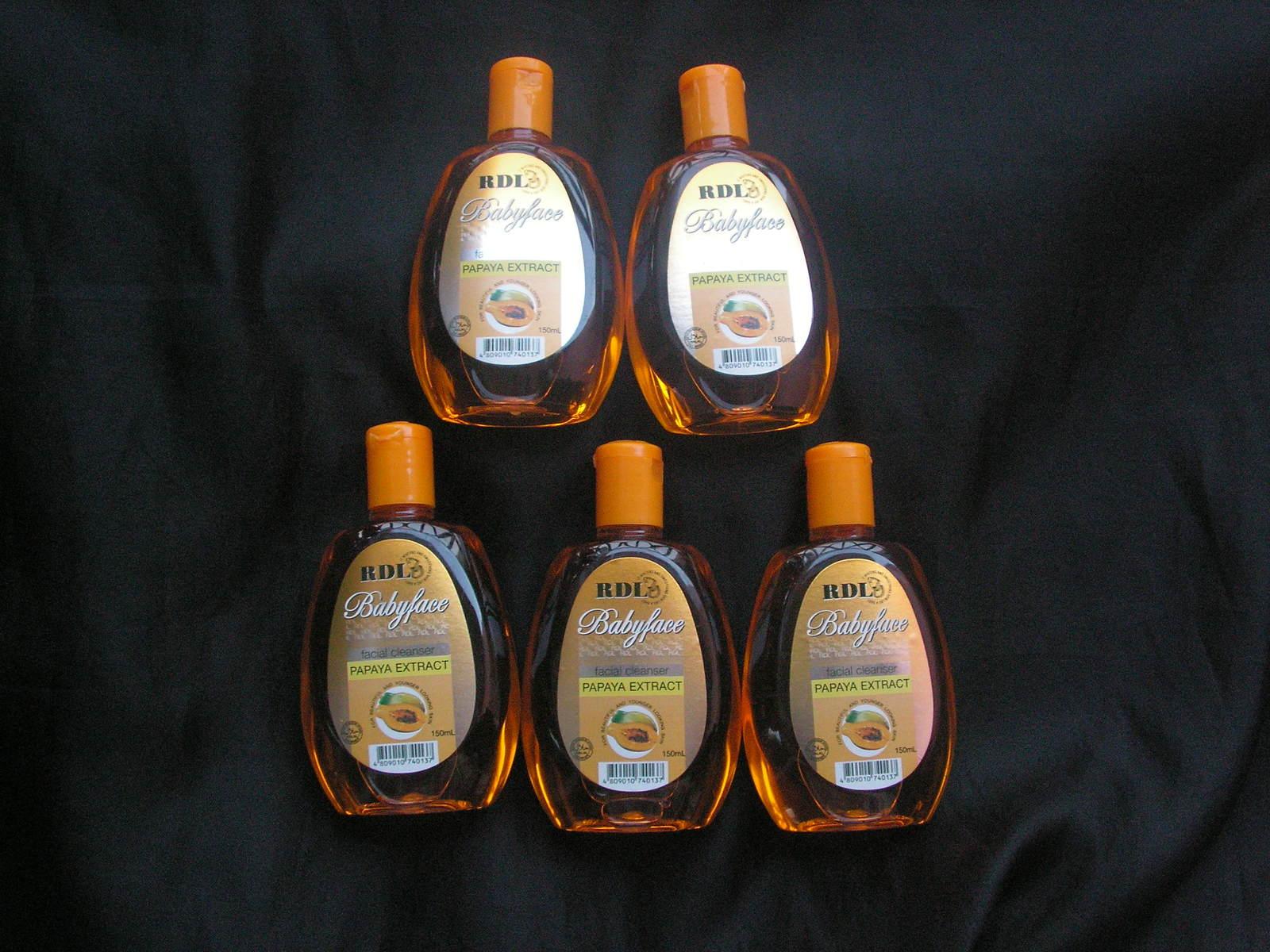 Toner Rdl Baby Face Alkohol 2 Original 3 Botol Daftar Update Harga Pharmaceutical 1 Source V Natural Temulawak Whitening