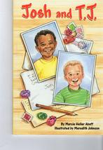 Josh and T.J. by Marcie Hellen Aboff - $2.95