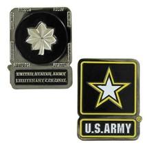 Genuine U.S. Army Coin: Lieutenant Colonel - $16.81