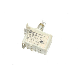 SQUARE D 9001-KM-1 PILOT LIGHT MODULE SERIES G, 110-120V, LAMP GE 755