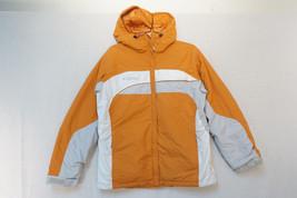 Columbia Weatherproof Hooded Fleece-Lined Jacket, Almost Unused, Medium 05761 - $22.61