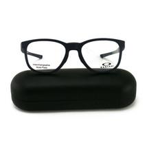 Oakley Gloverleaf MNP Satin Universe Blue Eyeglasses OX8102-03 52 18 135 - $79.80