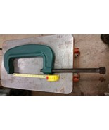 "Wright Tool 90112H 12-1/2"" Extra Heavy Service strong back Forged C Clamp - $345.51"