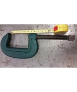 "Wright Tool 90106H 6-1/2"" Extra Heavy Service strong back Forged C Clamp - $98.01"