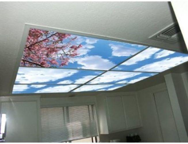 skypanels replacement fluorescent light diffuser lights lighting. Black Bedroom Furniture Sets. Home Design Ideas