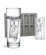 3D DIY Han Solo Star Wars Ice Tray Cocktails Silicone Jelly Chocolate Ca... - €10,15 EUR