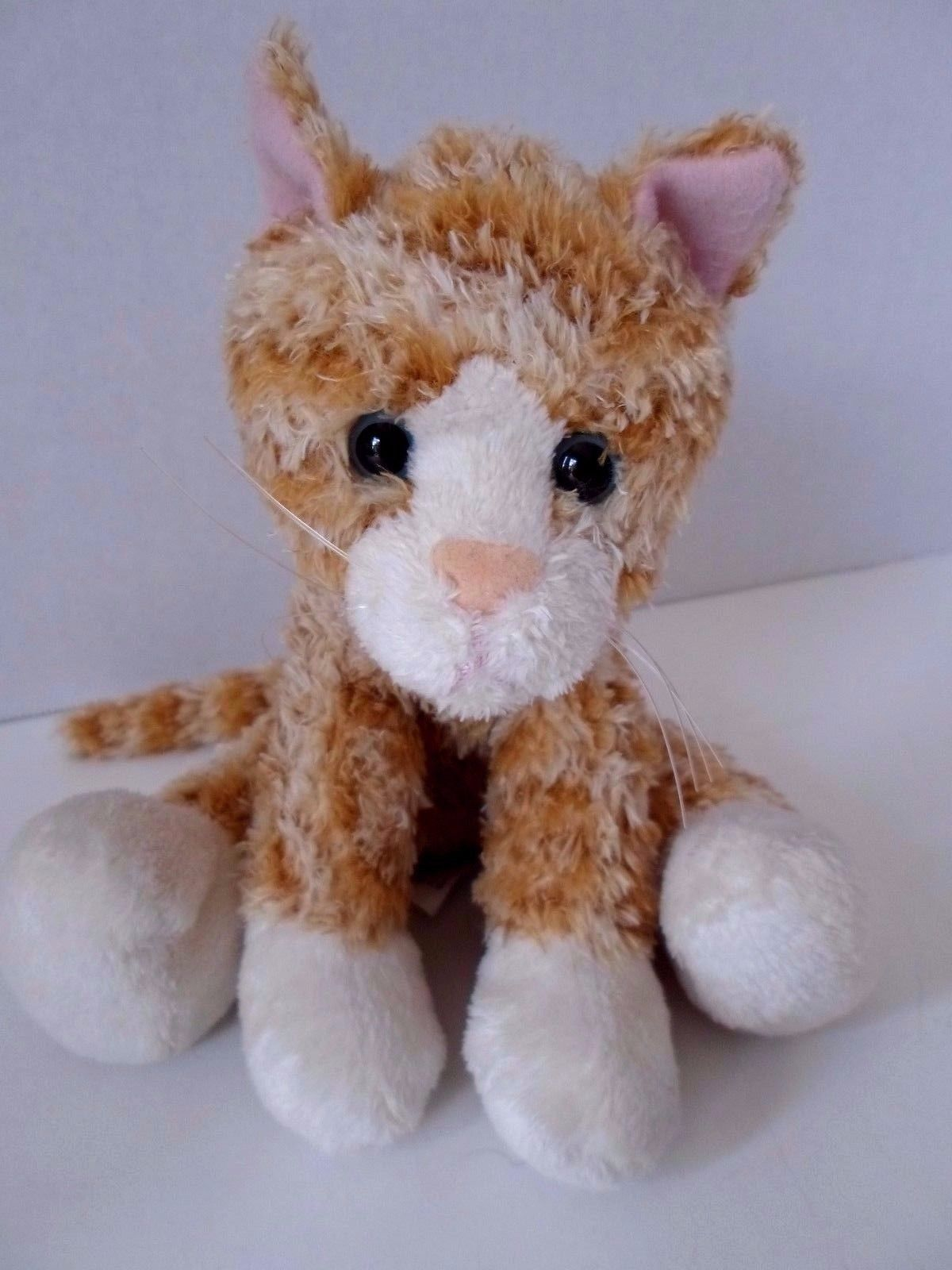 Mary Meyer Orange Striped Tabby Cat Plush And 50 Similar Items