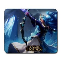 League Of Legends Queen Ashe Large Mousepad - Gamer Pc Mouse Pad - $4.99