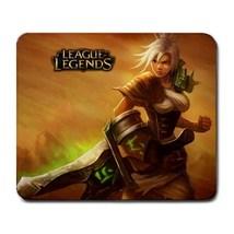 League Of Legends Riven Classic Large Mousepad - Gamer Pc Mouse Pad - $4.99