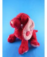 Ganz Webkinz Pink Dog Puppy  Plush Cherry Soda   No Code - $6.62