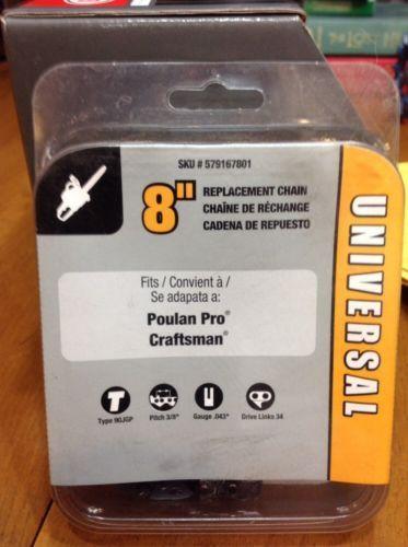Poulan Pro & Craftsman 8