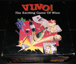 1994 VINO! The Exciting Board Game of Wine - $60.00