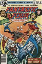 Marvel FANTASTIC FOUR (1961 Series) #202 VF - $4.99