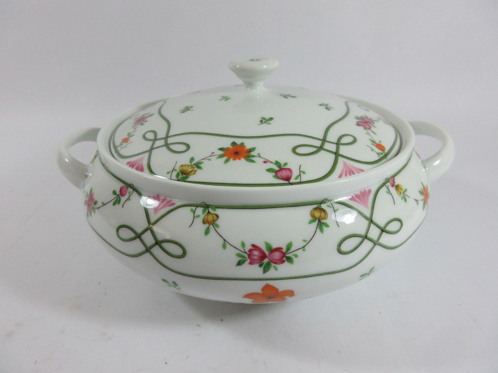 Ceralene Raynaud Limoges Guirlandes Round and 50 similar items