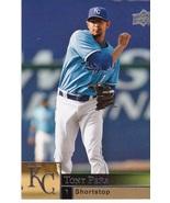 Baseball Cards- 2009 Upper Deck Tony Pena, Joakim Soria, & Miguel Olivo - $3.00