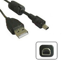4-pin 179262312 USB Data Cable for Select Sony Digital Cameras - $3.95