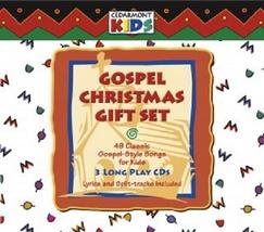 GOSPEL CHRISTMAS GIFT SET - 49 Classic Gospel Style Songs for Kids