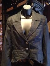 Black Vintage Juicy Couture Blazer Jacket - $37.40
