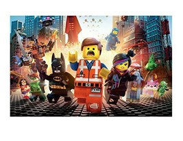 Lego Movie Image Photo Cake Topper Sheet Birthday Party - 1/4 Sheet - 75058 - $8.50