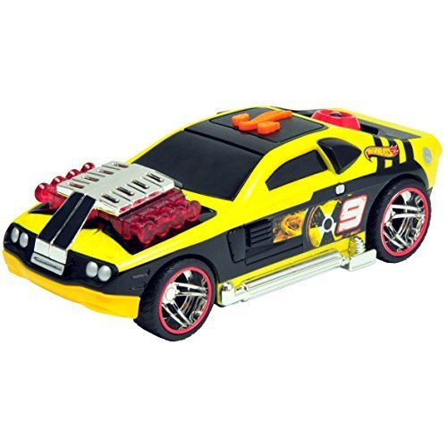 Toy State - Hot Wheels - Flash Drifter - Light and Sound Hollowback