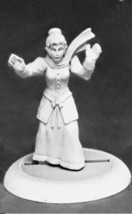 Rippers Witch Hunter Female Reaper Miniatures Savage Worlds Melee Caster RPG - $6.23
