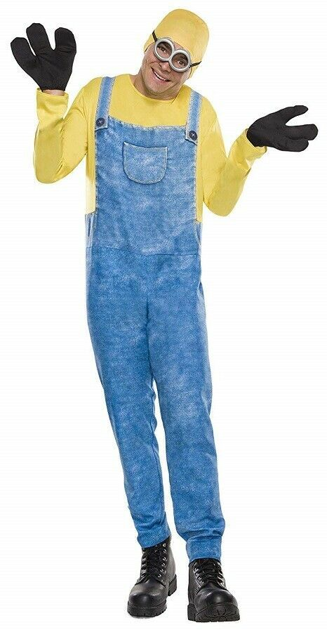 Primary image for Rubies Adult Minion Bob Movie Costume, XLarge