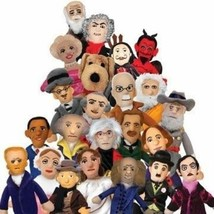 Philosophers Guild Finger Puppets Magnets - Magnetic Personalities - Jam... - $13.26