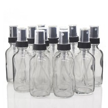 12pcs Clear Mist Empty Bottle Perfume Atomizer Salon Hairdressing Container - $39.26