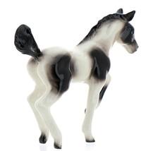 Hagen-Renaker Specialties Ceramic Horse Figurine Pinto Pony Colt Walking image 3