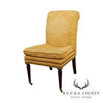 Drexel Heritage Faux Bamboo, Upholstered Side Chair - $265.00