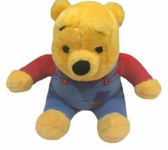 1997 Talking Winnie the Pooh Bear Plush Mattel Nose Wiggles Working - $33.41