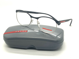 PRADA SPORT VPS 50I TFZ 1O1 Rx Prescription Charcoal Eyeglass Frames  51... - $96.97