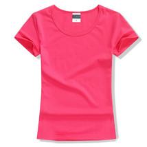 Brand New fashion women t-shirt brand tee tops Short Sleeve Cotton tops ... - $14.00