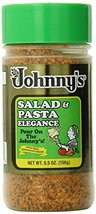 Johnny's Salad & Pasta Elegance, 5.5-Ounce Jars (Pack of 3) - $20.12