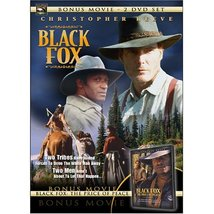 Black Fox with Bonus DVD: Black Fox II: Price of Peace [DVD] [2007] - $25.46