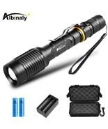 Albinaly® Ultra Bright LED Flashlight CREE XML-T6/L2 Led Flashlight Torch 5 - $12.54+