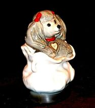 Poodle Decanter 63781 AA19-1531 Vintage image 6