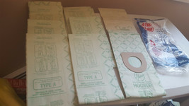 9 Unused Type A Hoover (or compatible) Vacuum Cleaner Bags 4010001A - $12.99