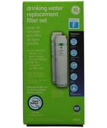 2 PACK GE Drinking Water Fridge Replacement Filter Set GXSV65, GQSV65, G... - $44.50