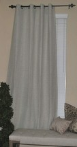 EverRouge Solid Texture Solar Blackout Curtain, 95-Inch, Ivory - €59,10 EUR