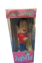 Funko Jughead Wacky Wobbler Bobble Head 2002 Retired Sealed In Original Box - $16.83