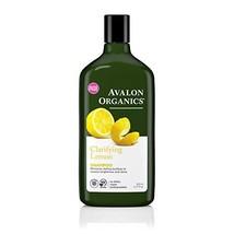 Avalon Organics Clarifying Lemon Shampoo, 11 oz. - $12.83