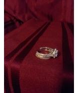 Wedding Set Size 8 - $40.00