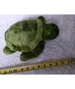 "Russ Berrie Yomiko Classic Turtle Plush Stuffed 8.5""  Toy Animal - $8.42"