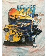 Golden Oldies Cafe Vintage T-Shirt Sz Medium Closed Down! West Virginia ... - $15.98
