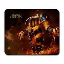 League Of Legends Scorched Earth Xerath Large Mousepad - Gamer Pc Mouse Pad - $4.99