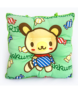 [Green Candy Bear]Chair Seat Cushion 15.8 by 15.8 inches - $17.99