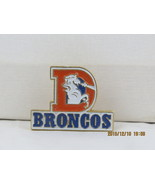 Retro Denver Broncos Pin - Featuring the Team's Third Logo  - $19.00